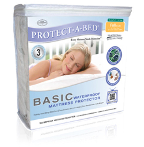 Protect A Bed Basic Mattress Protector