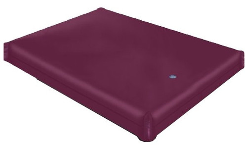 Free Flow Waterbed. Full Motion hardside waterbed