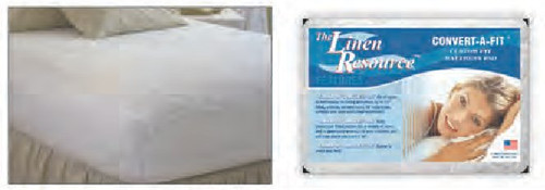 Convert A Fit Waterbed and traditional mattress pad