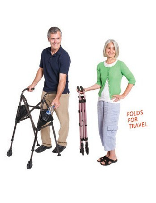 The Most Portable Metro walker by Stander