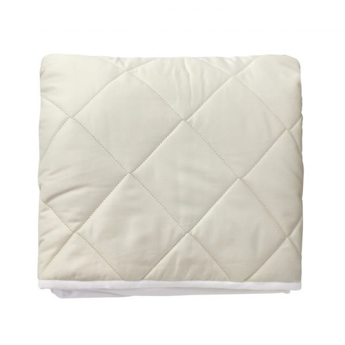 Natura Wash 'n' Snuggle Fitted Mattress Pad