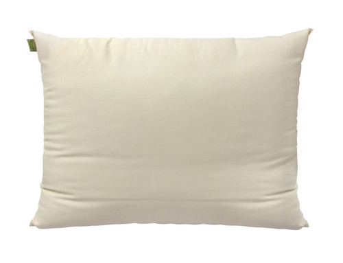 Natura Organic Certified Luxury Organic Wool Pillow