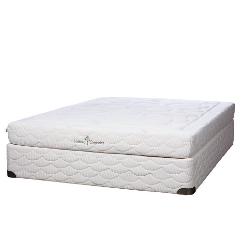 Natura Organics EcoSlumber 7 Inch Latex Mattress