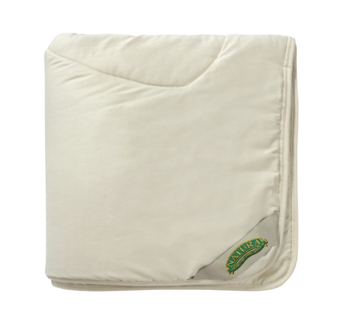 Natura Certified Luxury Organic Wool Comforter