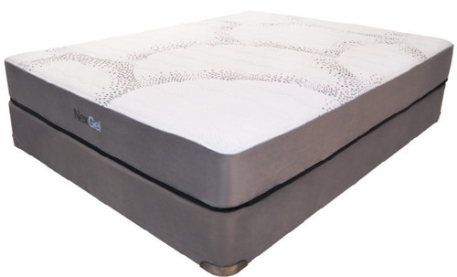 NexGel EuroMemo 11 inch Mattress|nexgel, orthogel, gel mattress, gel bed, euromemo, plant based foam, memory foam