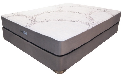 NexGel EuroGel 10 inch Firm Mattress|nexgel, eurogel, firm mattress, euro mattress, plat based foam, orthogel