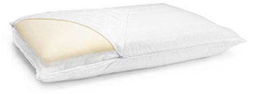Reversible 2 In 1 Memory Foam Pillow by Sleep Innovations|sleep innovations, memory foam, pillows, reversible, 2 in 1
