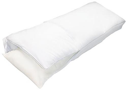 Memory Foam Body Pillow by Sleep Innovations|sleep innovations, memory foam, pillowa, body pillows