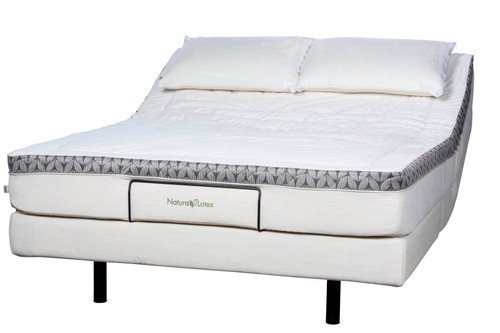 Natura Latex Tropical Plush Euro Top 10 Inch Mattress