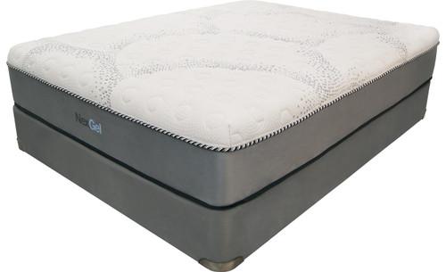 NexGel Sweet Mornings LatexGel Plush 12 inch Mattress|nexgel, orthogel, gel mattress, gel bed, sweet mornings latex gel plush, plant based foam