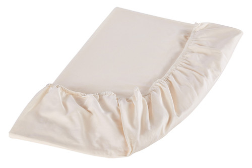 Sleep and Beyond Organic Cotton Fitted Sheet
