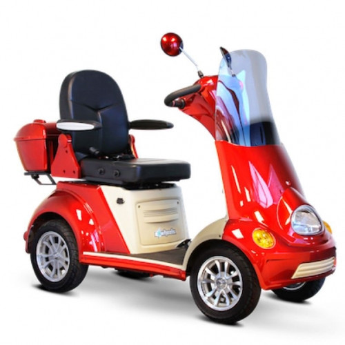 EW-52 4 Wheel Designer Fully Assembled Scooter with Stereo by EWheels|ewheels, mobility scooter, ew-52, 4 wheel scooter, stereo, digital, 60 volt scooter, mobility scooters, scooter bike, electric scooter for adults, scooters for sale, motor scooter, scooter electric, new scooters