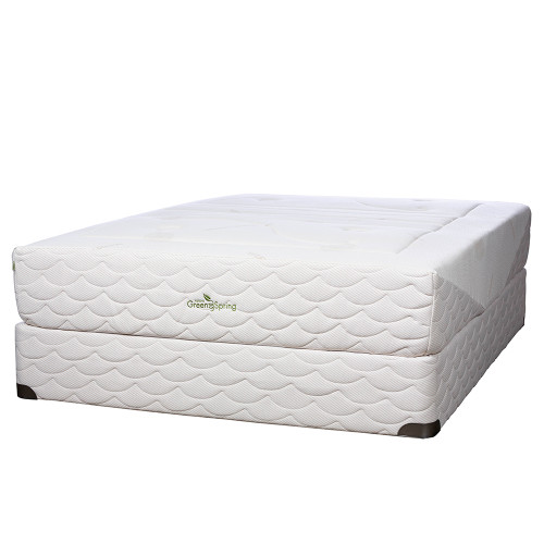 Natura Green Spring Liberta Plush Mattress