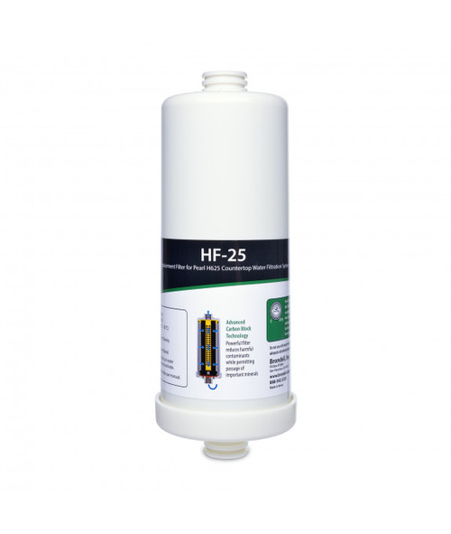 Brondell Pearl HF-25 Water Filtration Replacement Filter