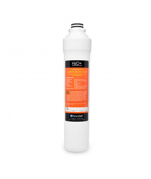 Brondell Replacement Filter for Coral UC100 Under Counter Water Filtration System