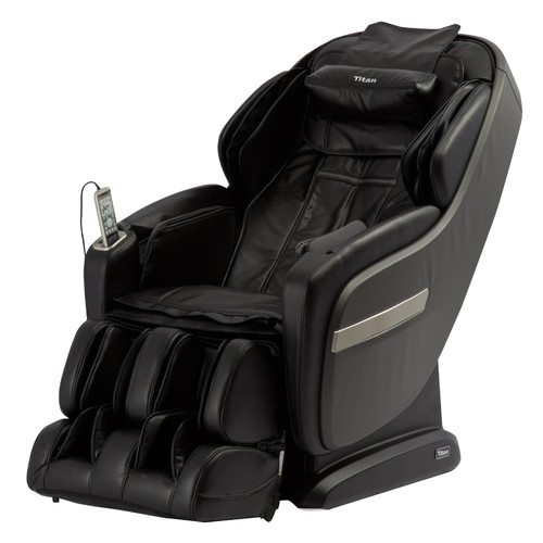 Titan Pro Summit Massage Chair Black