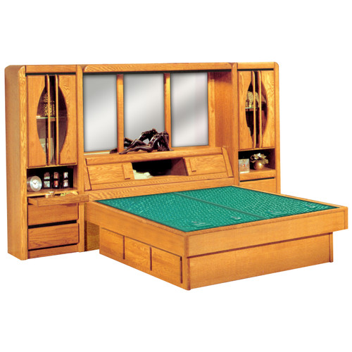Matrix Wall Unit Waterbed