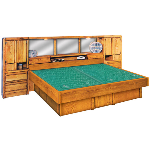 La Jolla Pier Wall Unit Waterbed