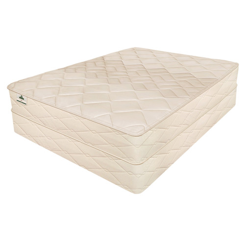 Elite 12 Inch Natural Latex and Coil Mattress