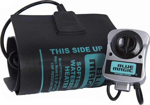 Blue Magic 120W Solid State Soft Side Waterbed Heater Low Watt