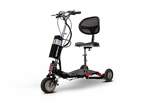 EW-07 Scooter Black