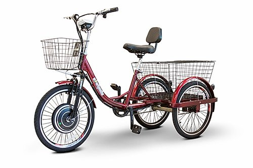 EW-29 3 Wheel Trike With An Electric Or Pedal Option
