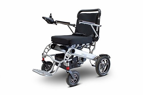 EW-M43 Power Wheelchair Silver