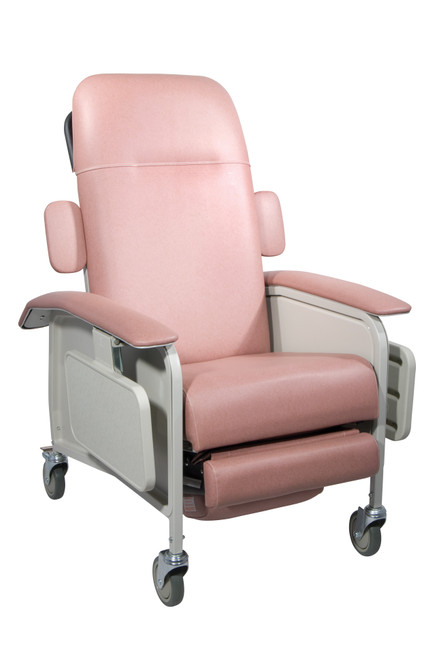 Clinical Care Recliner Rose