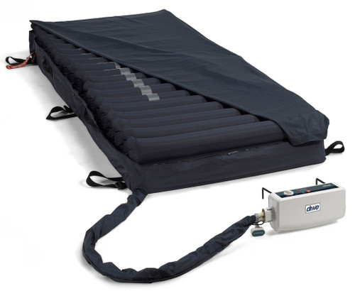 Med Aire Melody Alternating Pressure and Low Air Loss Mattress Replacement System