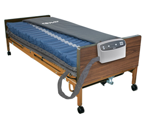 "Med Aire Plus 8"" Alternating Pressure and Low Air Loss Mattress System"