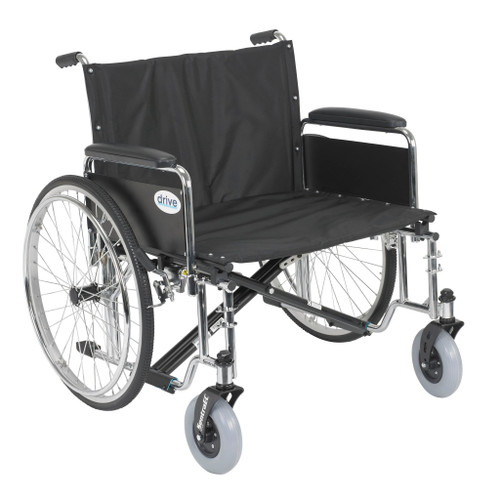 Bariatric Sentra EC Heavy Duty Extra Extra Wide Wheelchair