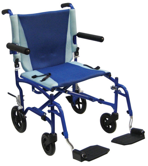 TranSport Aluminum Transport Chair