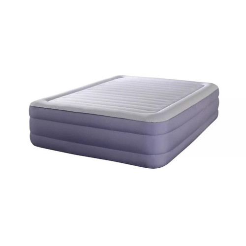 "Simmons Beautyrest Fusion Aire 18"" Raised Pillowtop Airbed Queen"