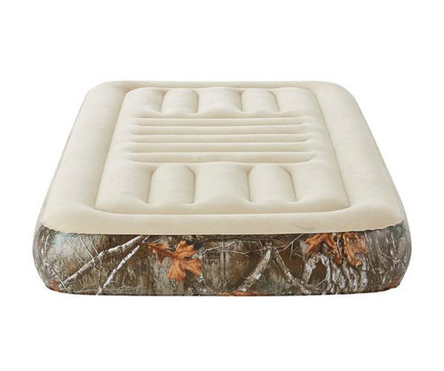"RealTree Edge 10"" Zone Support Express Bed Twin"