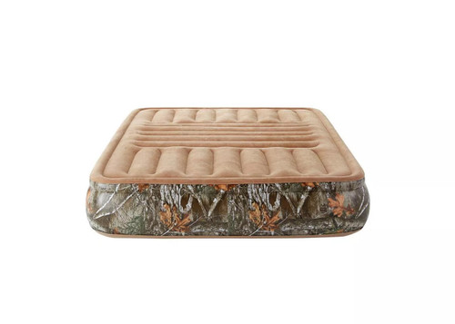 "RealTree Edge 13"" Zone Comfort Raised Pillowtop Express Bed Queen"