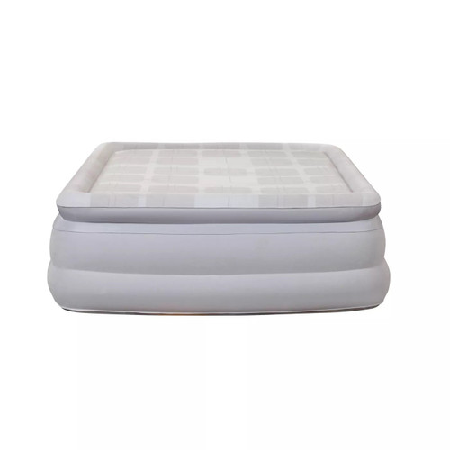 "Simmons Beautyrest Silver Memory Aire 18"" Raised Pillowtop Memory Foam Air Bed"