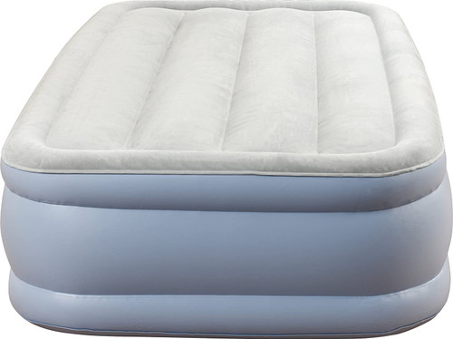 Simmons Beautyrest Hi Loft Air Mattress With Electric Pump Twin