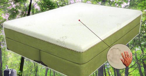 Ultra Pedic Memory Foam Mattress by Innomax Bed