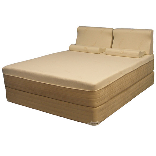 orthopedic support natural latex mattress