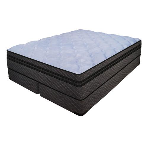 Innomax Luxury Support Cashmere 13 Inch Mattress Digital Air Bed