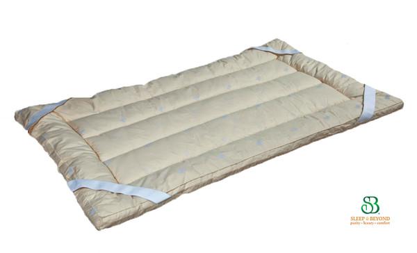 Sleep and Beyond myPad Washable Wool Matress Pad|mypad, mattress pads, washable mattress pads, wool pad, sleep & beyond