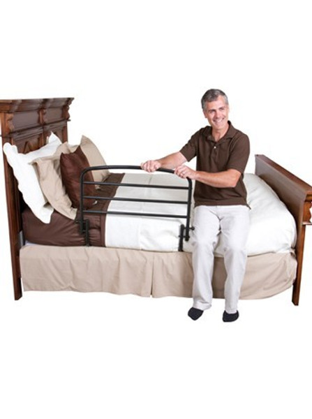 """30"""" Safety Bed Rail With Safety Strap  by Stander 