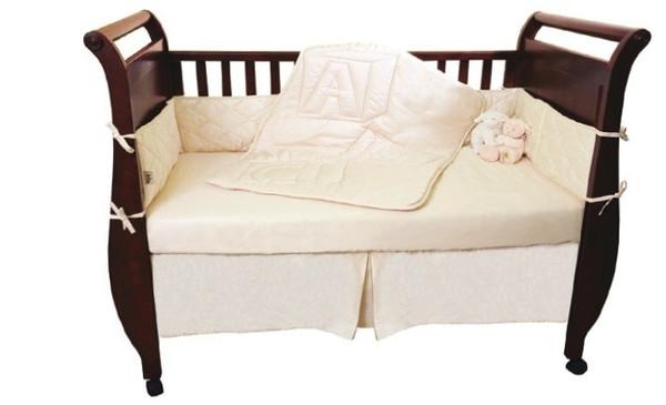 Baby Natura 3 Pc Natural Start Crib Set