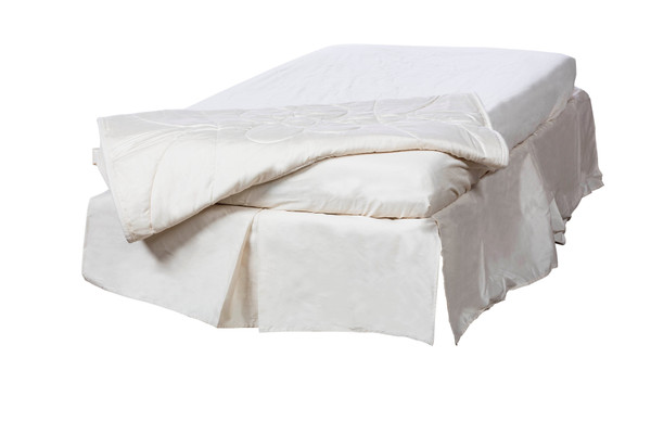 Baby Natura Natural Start Crib Skirt