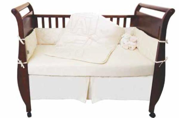 Baby Natura Organic 3 Pc Crib Set natura, baby natura, 3 pc crib set, crib set, comforter, bumper pad, crib sheet