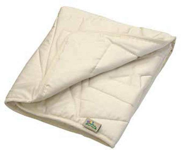 Baby Natura Organic Crib Comforter|natura, organic, crib comforter, comforters, organic cotton