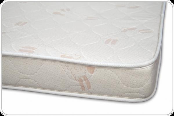 Little Lamb 6 inch Medium Botanical Latex Rubber Mattress|suite sleep, mattress, latex mattress, rubber mattress