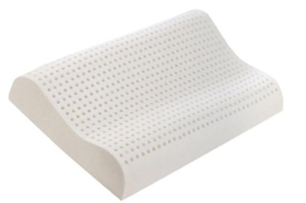Organic Dunlop Contour Orthopedic SOFT Pillow by Suite Sleep suite sleep, pillows, contour, dunlop, orthopedic, soft