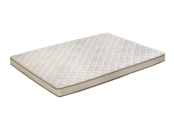 INNERSPACE 6-INCH SLEEP LUXURY REVERSIBLE MATTRESS - QUILTED BOTH SIDES
