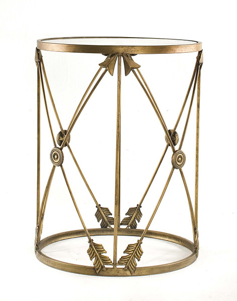 INNERSPACE LARGE BARREL OCCASIONAL TABLE COLLECTION